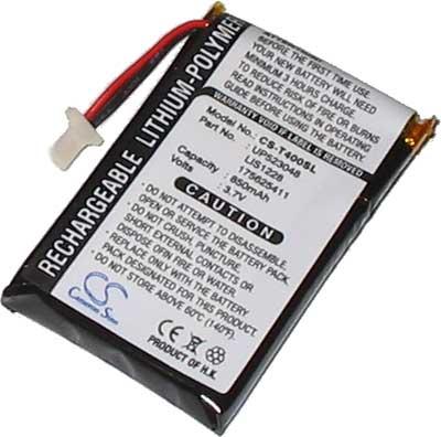 Clié T náhradní baterie - neoriginální 850mAh