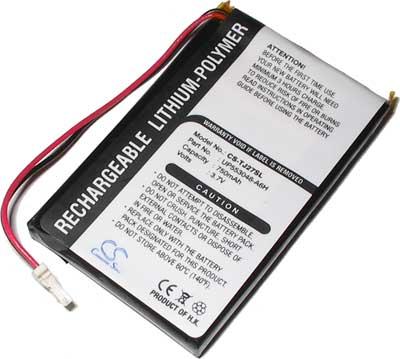Clié PEG-TJ 25/35 náhradní baterie - neoriginální 750mAh