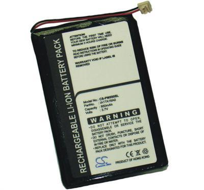 m550/T/T2/T3/Z31/Z71/Z72/E2 náhradní baterie - neoriginální 850mAh
