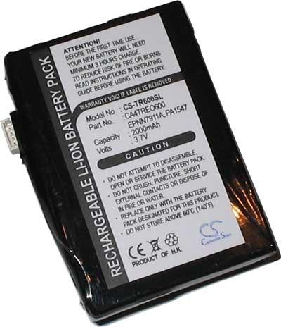 Treo 600 náhradní baterie - neoriginální 2000mAh