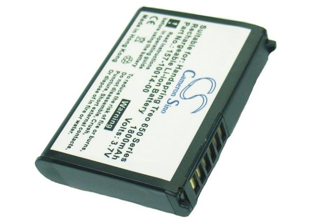 Treo 650 náhradní baterie - neoriginální 1600mAh