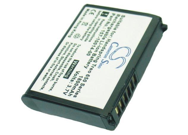 Treo 650 náhradní baterie - neoriginální 1800mAh