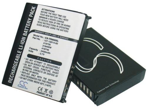 Treo 650 náhradní baterie - neoriginální 2400mAh