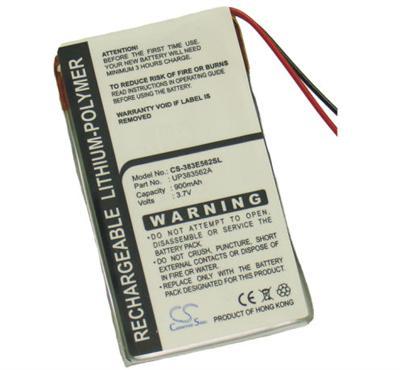 TE/TE2/T5/TX náhradní baterie - neoriginální 900mAh