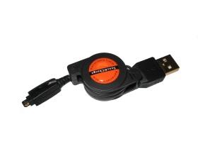Navíjecí nabíjecí kabel pro Multiconnector