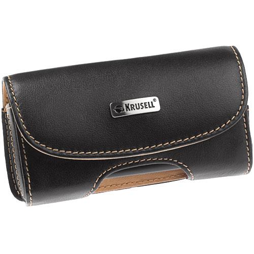 Kožené pouzdro Krusell Universal Phone & Camera Case Horizon S