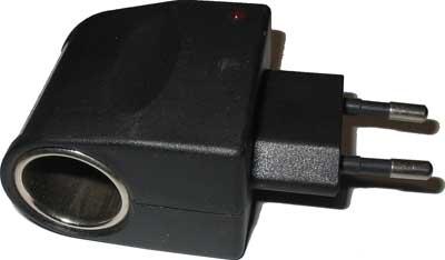 Redukce z 230V pro autonabíječky