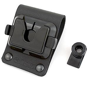 Krusell klip na opasek Leather Swivelkit 45 mm (Multidapt)