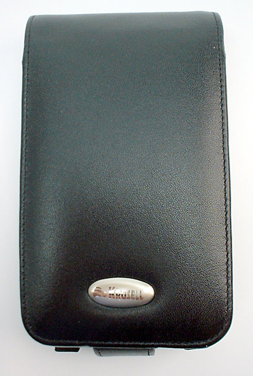 Kožené pouzdro pro Sony Clié PEG-TG50 Krusell Handit