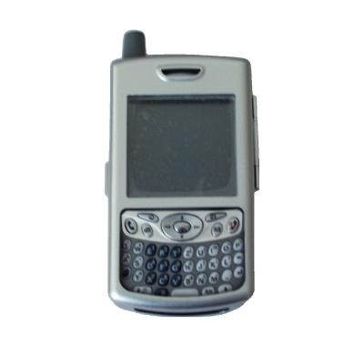 Hard Case pro Treo 600/650/700 stříbrný