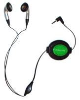 Navíjecí headset + sluchátka pro Treo