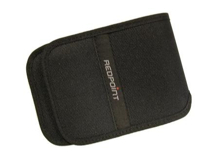 RedPoint pouzdro pro PDA vertikální černé