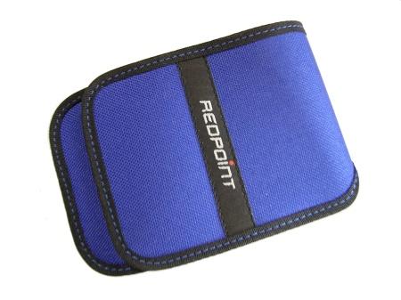 RedPoint pouzdro pro PDA vertikální modré