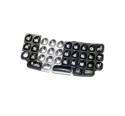Náhradní klávesnice T600 černo-stříbrná