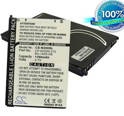 Acer N300, N310, N311, N320, N321, C500, C510, C511, C530, C531 baterie 1350 mAh