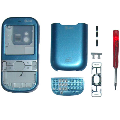 Kompletní kryty pro Palm Centro modré se šroubovákem Torx