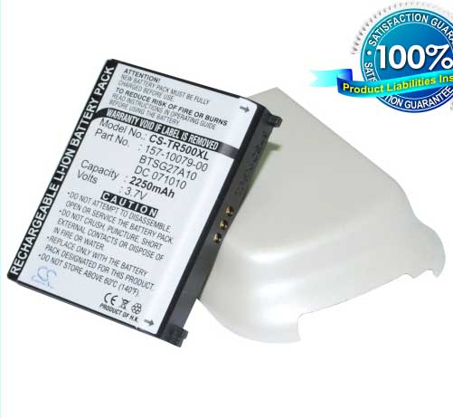 Baterie Palm Centro - neoriginální 2250 mAh s bílým krytem