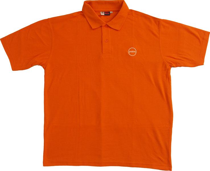 Polokošile oranžová XL
