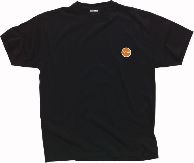 Triko černé XL