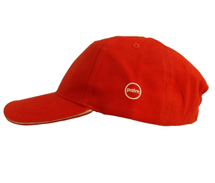 Baseballová čepice oranžová