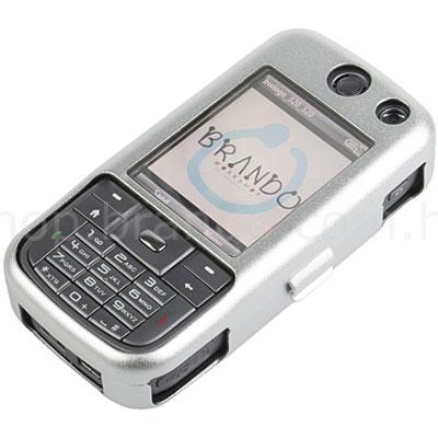 Hard Case pro HTC S730/Wings 100, O2 XDA Atmos stříbrný