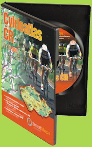 SmartMaps Locator: Cyklo-turistick atlas R 1:75.000