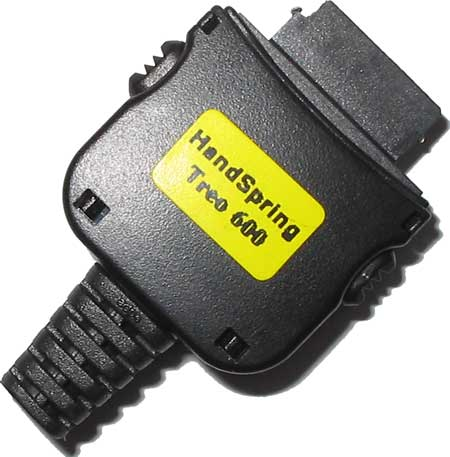 Handspring konektor