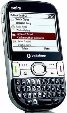 Palm Treo 500 Vodafone edition ze servisu