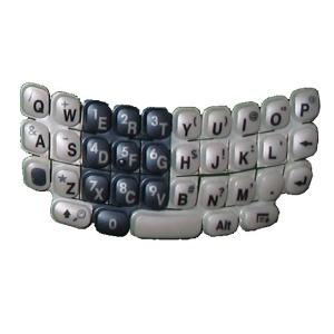 Náhradní klávesnice T680 bílá QWERTY