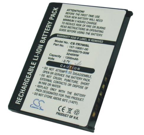 Treo 680/T750 náhradní baterie - neoriginální 1200mAh