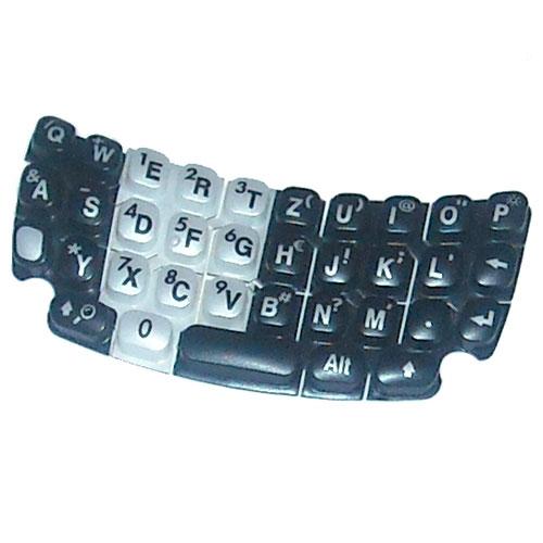 Náhradní klávesnice Palm Treo 750 černá QWERTZ