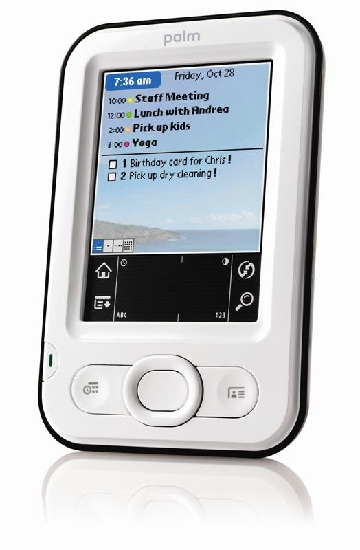 Palm Z22 ze servisu