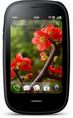 HP Palm Pre 2 open box + Touchstone