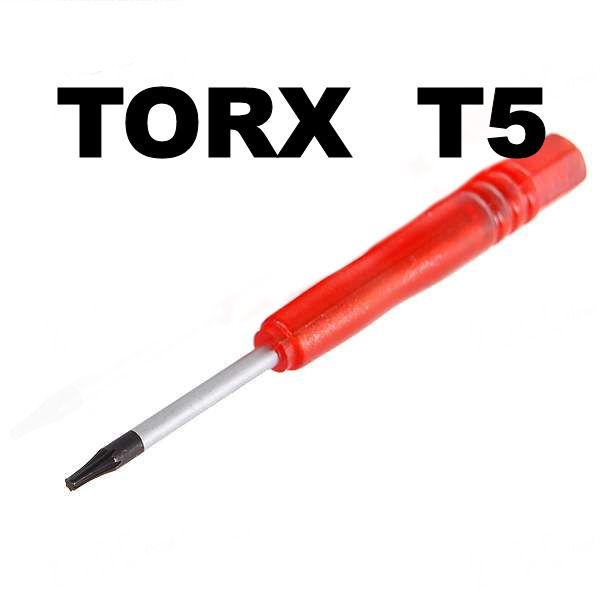 Šroubovák Torx T5