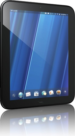 HP TouchPad 32GB open box (webOS & Android) + Tungsten E