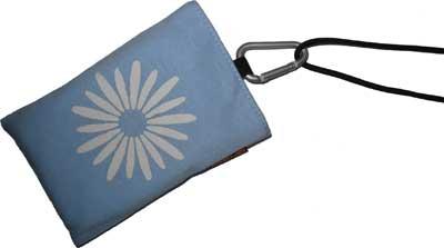 Textilní pouzdro Dreim Camil modré